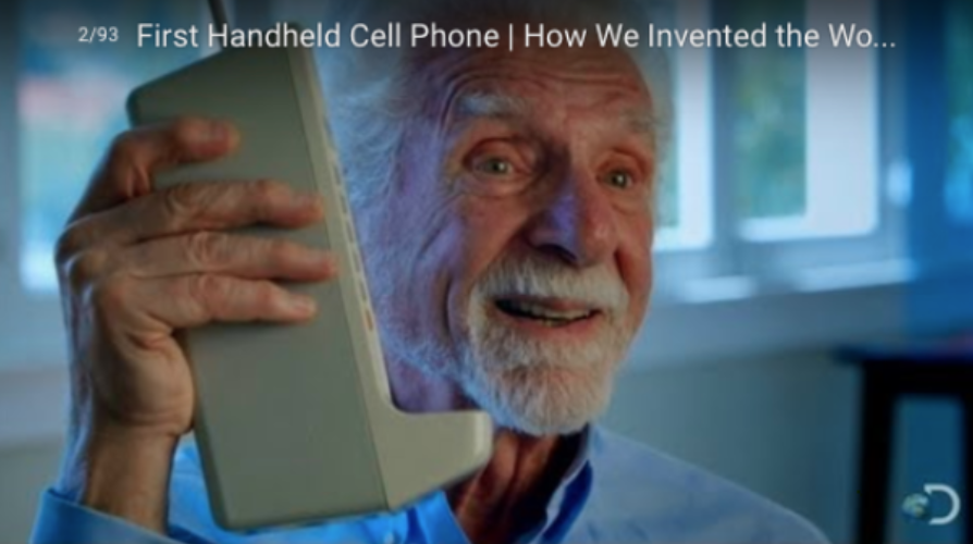 History of the Mobile Phone